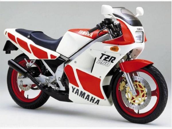 Powerbronze Verkleidungsscheibe Standard Form YAMAHA TZR 250