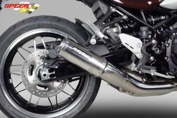 BODIS Slip-on Endschalldämpfer MGP-N-GEX Kawasaki Z 900 RS 2018+ Edelstahl 200mm