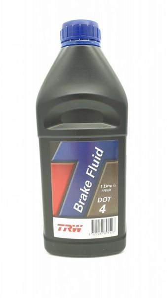 TRW Bremsflüssigkeit DOT 4.0 1 Liter