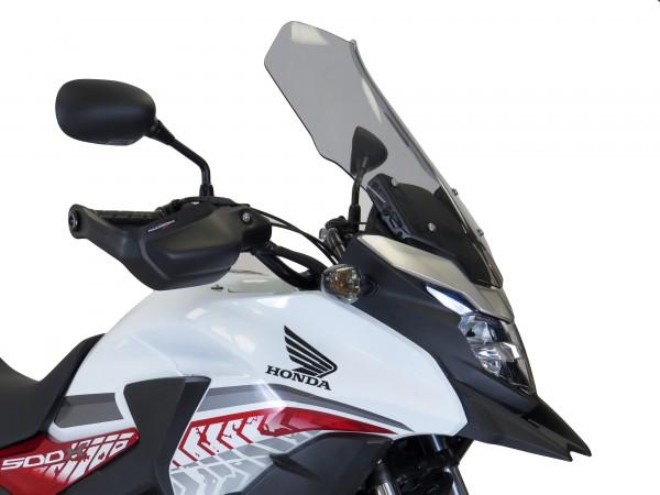 Powerbronze Verkleidungsscheibe Spoiler / Tourenform HONDA CB 500 X
