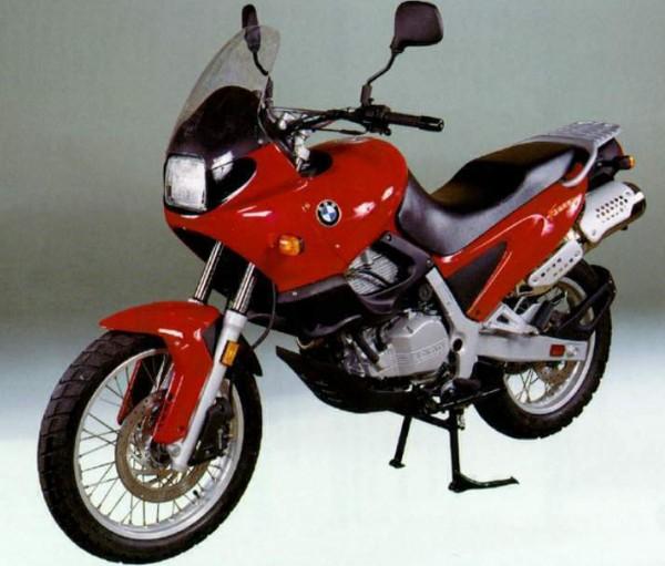 Powerbronze Verkleidungsscheibe Standard Form BMW F 650 FUNDURO