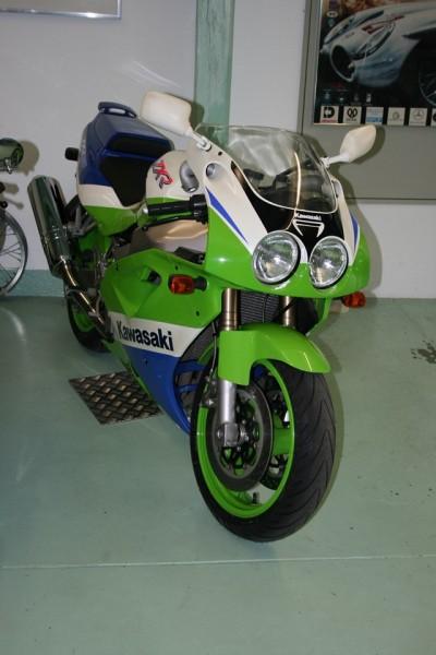 Powerbronze Verkleidungsscheibe Standard Form KAWASAKI ZXR 750 J-K