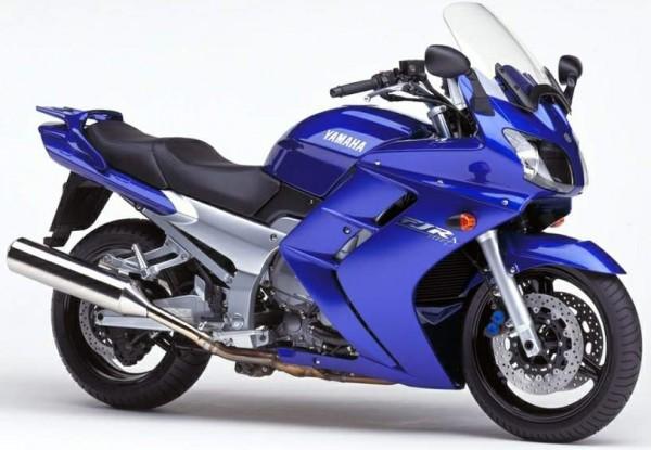 Powerbronze Verkleidungsscheibe Standard Form YAMAHA FJR1300