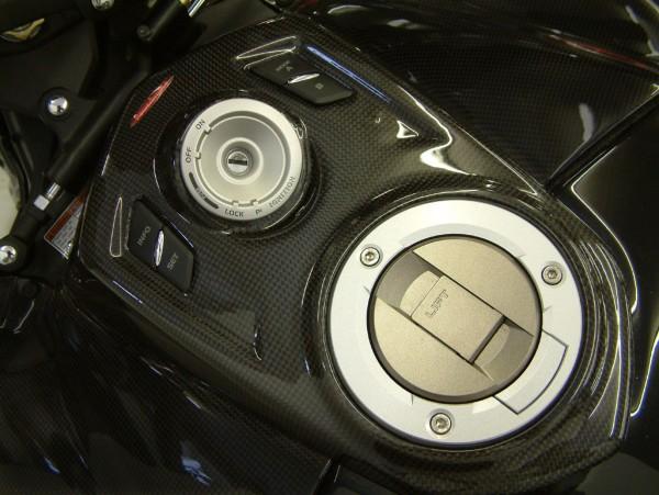 Powerbronze Verkleidungsinnenteile Carbon SUZUKI B-KING