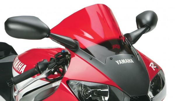 Powerbronze Airflow Racingscheibe (Double- Bubble) YAMAHA YZF-R6