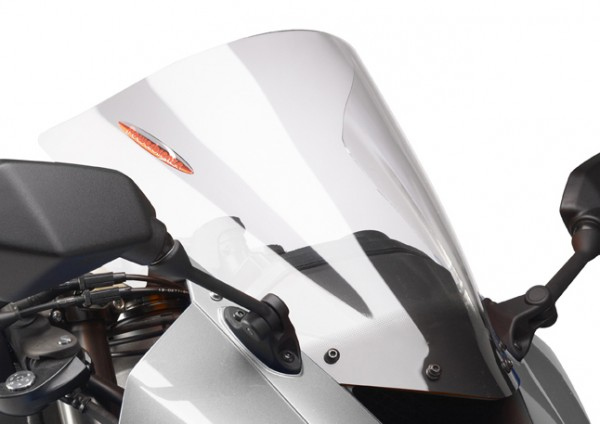 Powerbronze Airflow Racingscheibe (Double- Bubble) KAWASAKI ZX6-R