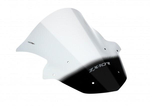 Powerbronze Airflow Racingscheibe (Double- Bubble) KAWASAKI ZX-10 R