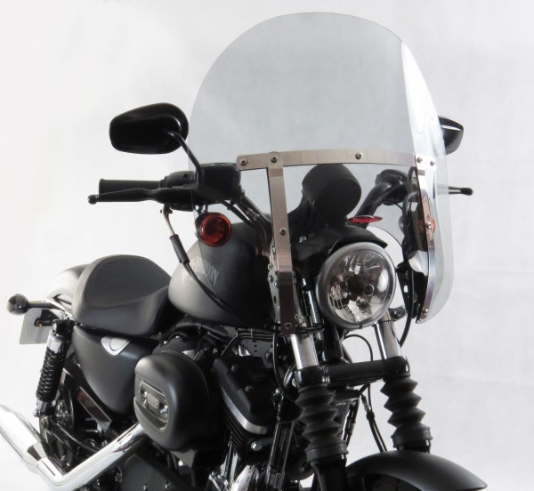Powerbronze Custombike Windschild YAMAHA XV 250 VIRAGO