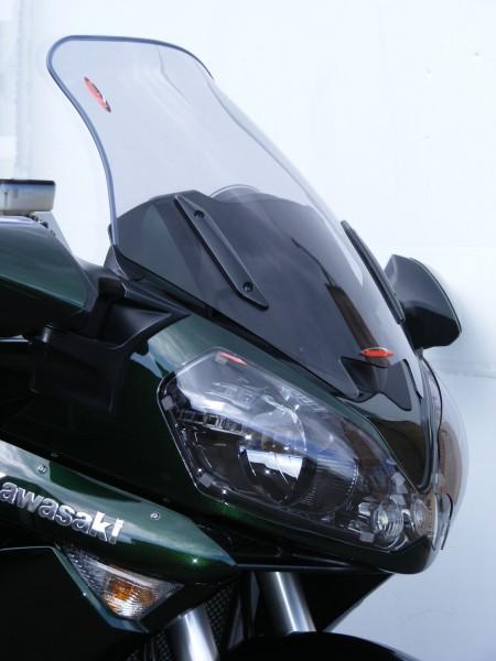 Powerbronze Verkleidungsscheibe Spoiler / Tourenform KAWASAKI GTR 1400
