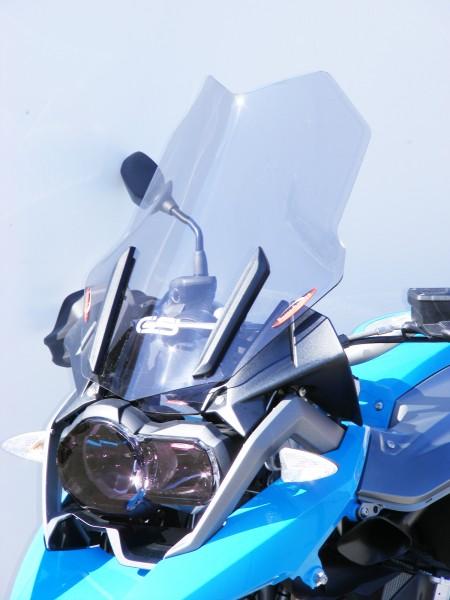 Powerbronze Verkleidungsscheibe Spoiler / Tourenform BMW