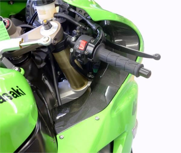 Powerbronze Verkleidungsinnenteile Carbon KAWASAKI ZX-10 R