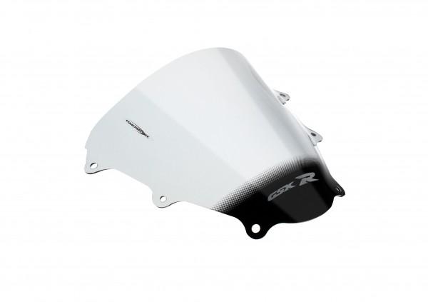 Powerbronze Airflow Racingscheibe (Double- Bubble) SUZUKI