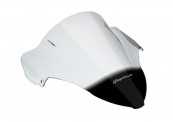 Powerbronze Airflow Racingscheibe (Double- Bubble) SUZUKI GSX 1300 R HAYABUSA