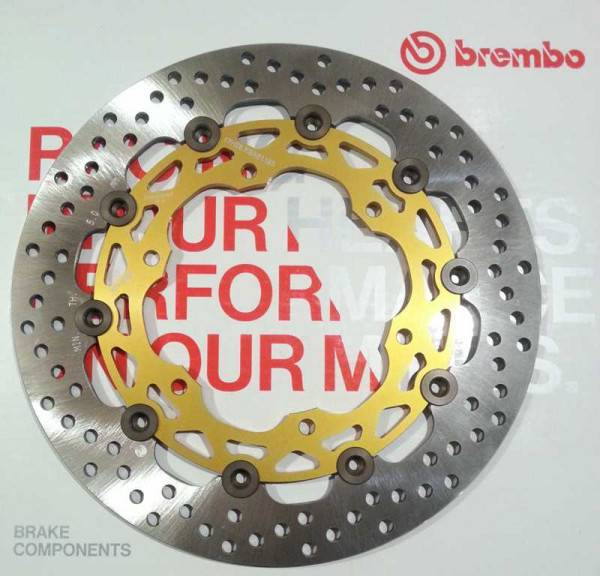 Brembo Bremsscheiben-Kit High-Performance Yamaha XJR 1300