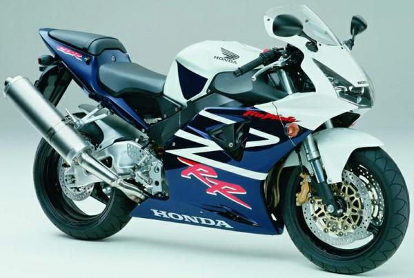 Powerbronze Verkleidungsscheibe Standard Form HONDA CBR 900 RR-2