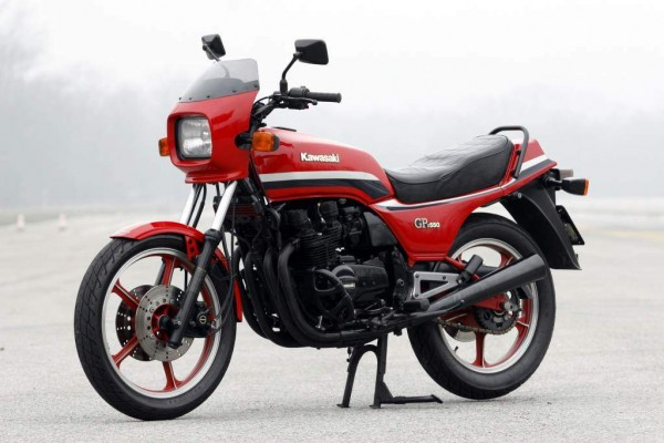 Powerbronze Verkleidungsscheibe Standard Form KAWASAKI ZX 550 UNITRAC