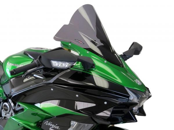 Powerbronze Airflow Racingscheibe (Double- Bubble) KAWASAKI