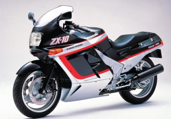 Powerbronze Verkleidungsscheibe Standard Form KAWASAKI ZX-10