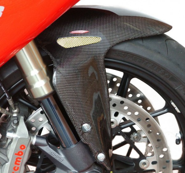 Powerbronze Vorderkotflügel Carbon DUCATI STREETFIGHTER 848