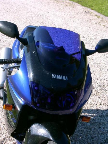 Powerbronze Airflow Racingscheibe (Double- Bubble) YAMAHA YZF1000R THUNDERACE