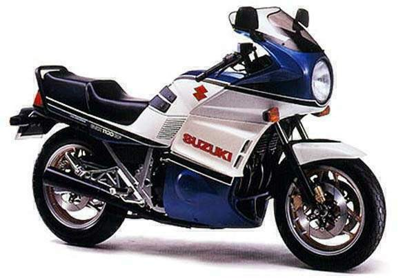 Powerbronze Verkleidungsscheibe Standard Form SUZUKI GSX 1100 ESD