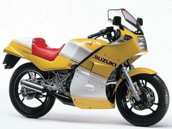 Powerbronze Verkleidungsscheibe Standard Form SUZUKI RG 250 MKII