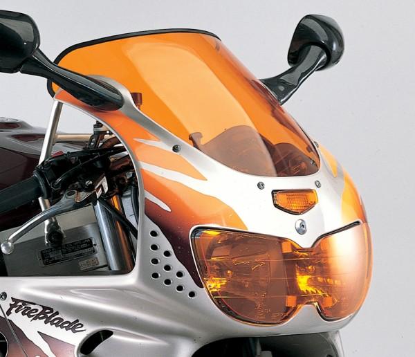 Powerbronze Verkleidungsscheibe Standard Form HONDA CBR 900 RR-W