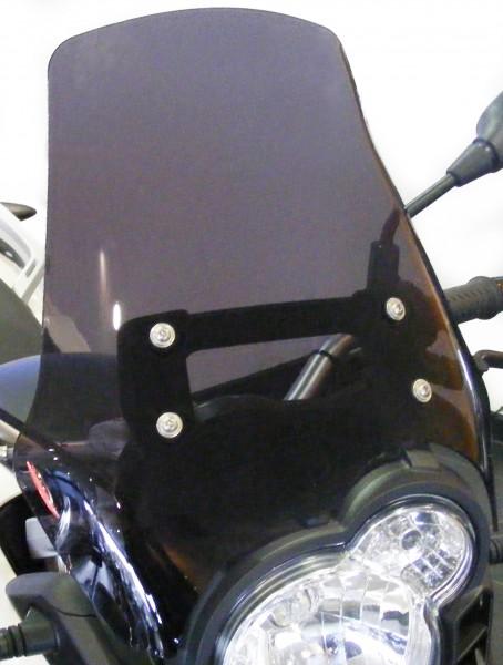 Powerbronze Verkleidungsscheibe Standard Form BMW G 650 GS SERTAO