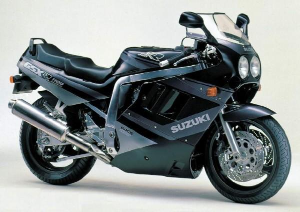 Powerbronze Verkleidungsscheibe Standard Form SUZUKI GSX-R 1100 G