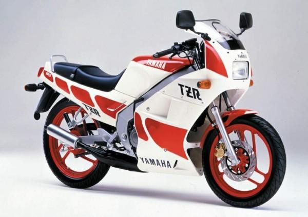 Powerbronze Verkleidungsscheibe Standard Form YAMAHA TZR 125 R