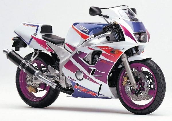 Powerbronze Verkleidungsscheibe Standard Form YAMAHA FZR 400 RR EXUP