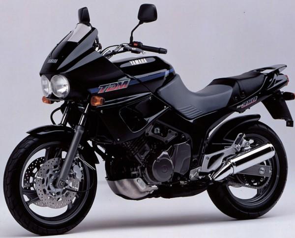 Powerbronze Verkleidungsscheibe Standard Form YAMAHA TDM 850