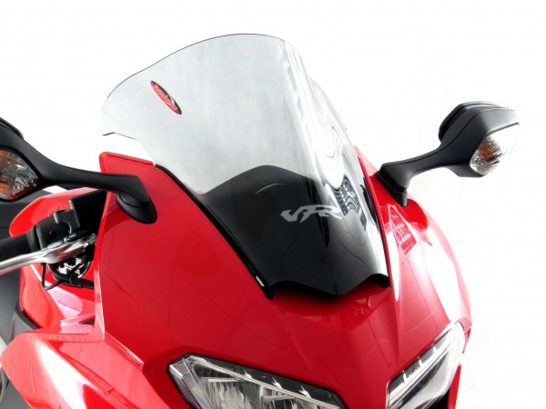 Powerbronze Airflow Racingscheibe (Double- Bubble) HONDA VFR 800 F