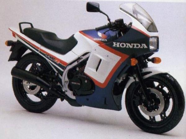 Powerbronze Verkleidungsscheibe Standard Form HONDA VF 500 F
