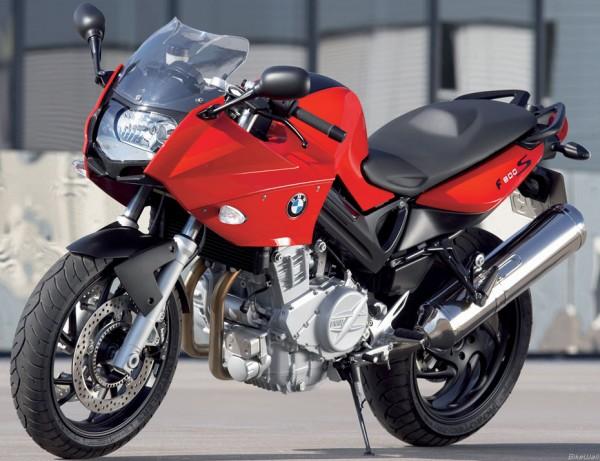 Powerbronze Verkleidungsscheibe Standard Form BMW F 800 S