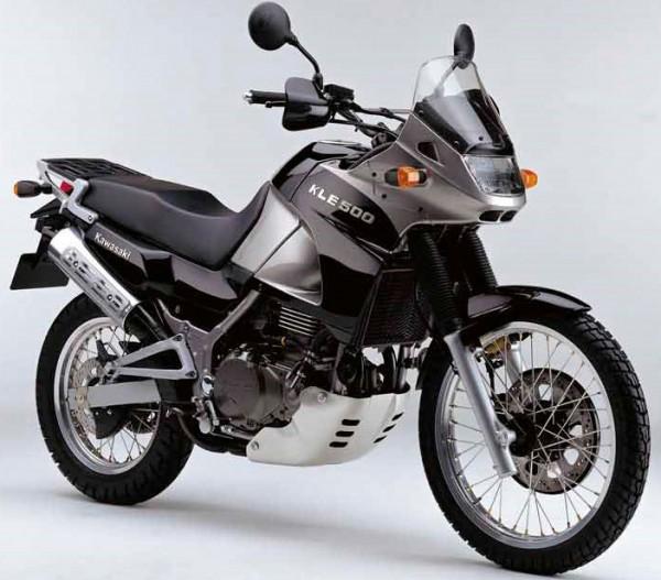 Powerbronze Verkleidungsscheibe Standard Form KAWASAKI KLE 500