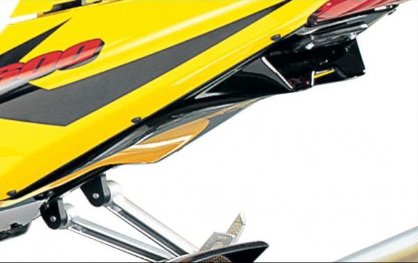 Powerbronze Heckunterverkleidung SUZUKI GSX-R 750