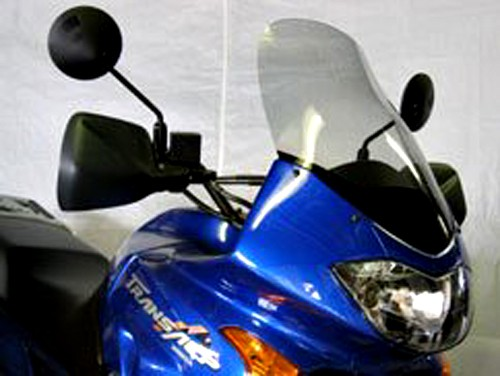 Powerbronze Verkleidungsscheibe Spoiler / Tourenform HONDA XL 650 V TRANSALP