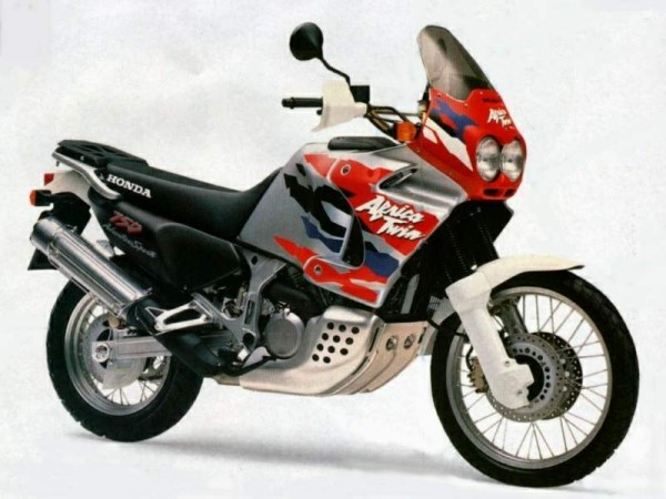 Powerbronze Verkleidungsscheibe Standard Form HONDA XRV750 AFRICA TWIN P.R.S