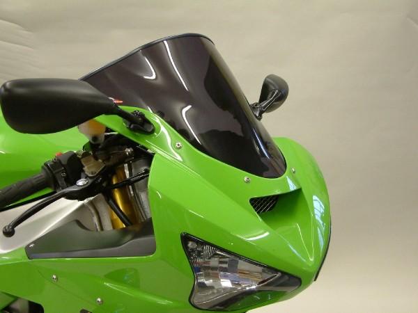 Powerbronze Airflow Racingscheibe (Double- Bubble) KAWASAKI ZX6-R