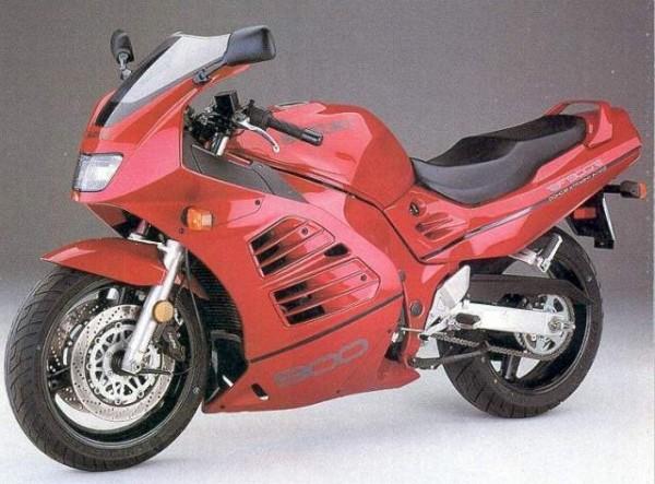 Powerbronze Verkleidungsscheibe Standard Form SUZUKI RF 900