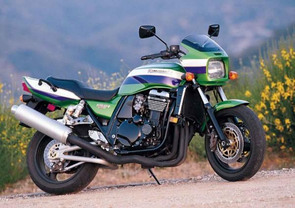 Powerbronze Verkleidungsscheibe Standard Form KAWASAKI ZRX 1100
