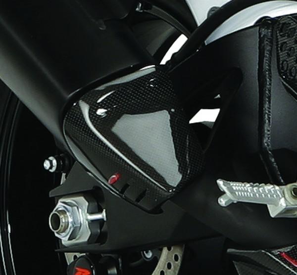 Powerbronze Hitzeschutzschild Carbon SUZUKI GSX-R 1000