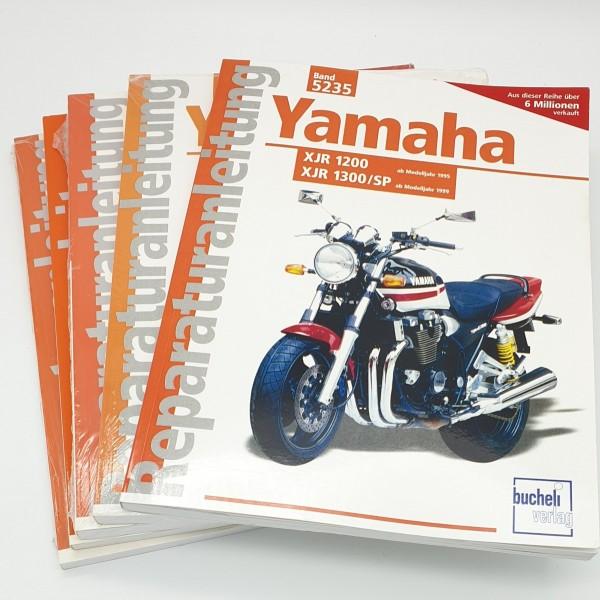 Reparaturanleitung / Werkstatthandbuch Yamaha XJR1200 & XJR 1300
