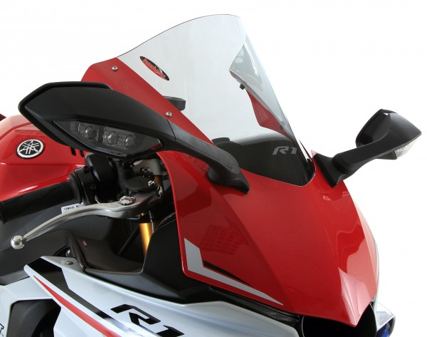 Airflow Racingscheibe (Double- Bubble) YAMAHA YZF-R1 RN32 RN49