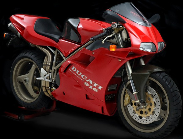 Powerbronze Verkleidungsscheibe Standard Form DUCATI 996 R
