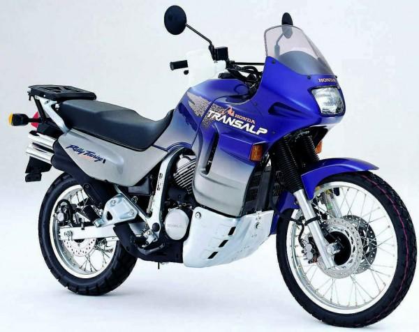 Powerbronze Verkleidungsscheibe Standard Form HONDA XL600V TRANSALP VR-S