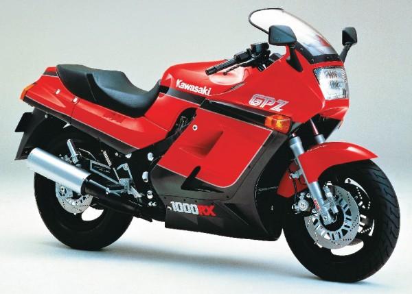 Powerbronze Verkleidungsscheibe Standard Form KAWASAKI GPZ 1000 RX
