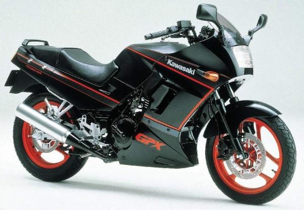 Powerbronze Verkleidungsscheibe Standard Form KAWASAKI GPX 250