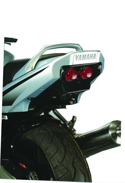 Powerbronze Heckunterverkleidung YAMAHA FZS 600 FAZER